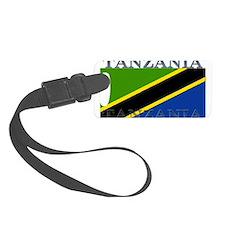 Tanzania.jpg Luggage Tag