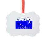 Alaska.png Picture Ornament