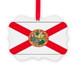 Floridablank.jpg Picture Ornament