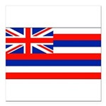 Hawaiiblank.jpg Square Car Magnet 3