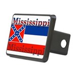 Mississippi.png Rectangular Hitch Cover