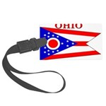 Ohio.png Large Luggage Tag