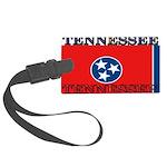 Tennessee.jpg Large Luggage Tag