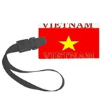 Vietnam.jpg Large Luggage Tag
