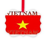 Vietnam.jpg Picture Ornament