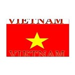 Vietnam.jpg Rectangle Car Magnet