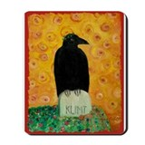 Ode to Klimt Mousepad