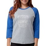 Writers Pen Grill (TM) Women's Raglan Hoodie