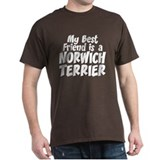 Norwich Terrier FRIEND T-Shirt