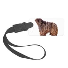 Sheepdog.png Luggage Tag