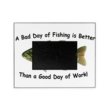 Fishingday.png Picture Frame