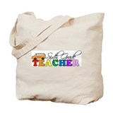 Sixth Grade Teacher Tote Bag