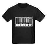 San Angelo Citizen Barcode, T