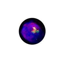 Supernova Remnant Mini Button (10 pack)
