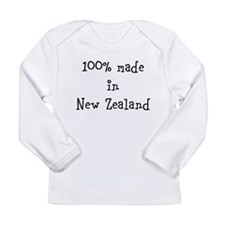 Made in NZ - Long Sleeve Infant T-Shirt