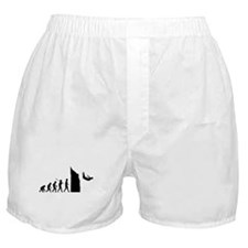 Cliff Diving Boxer Shorts