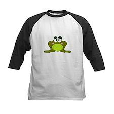 Happy Green Frog Tee