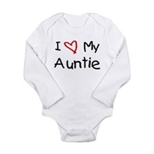 Funny Loved family Long Sleeve Infant Bodysuit