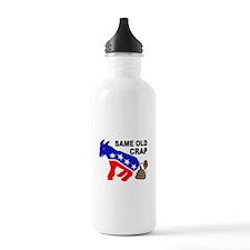 anti-democrat Water Bottle
