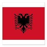 Albania.jpg Square Car Magnet 3