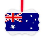 Australia.jpg Picture Ornament