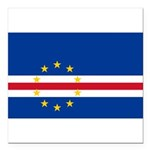 Cape Verde.jpg Square Car Magnet 3