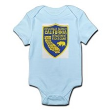 California Game Warden Infant Creeper