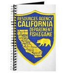 California Game Warden Journal