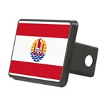 French Polynesia.jpg Rectangular Hitch Cover