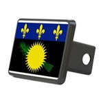 Guadeloupe.jpg Rectangular Hitch Cover