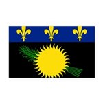 Guadeloupe.jpg Rectangle Car Magnet