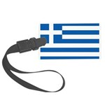 Greece.jpg Large Luggage Tag