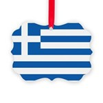 Greece.jpg Picture Ornament