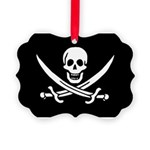 Calico Jack Rackham.jpg Picture Ornament