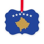 Kosovo.jpg Picture Ornament