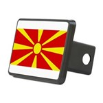 Macedonia.jpg Rectangular Hitch Cover