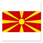 Macedonia.jpg Square Car Magnet 3