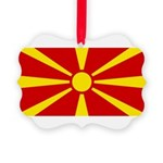 Macedonia.jpg Picture Ornament