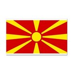 Macedonia.jpg Rectangle Car Magnet