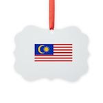 Malaysia.jpg Picture Ornament