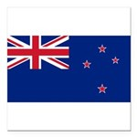 New Zealand.jpg Square Car Magnet 3