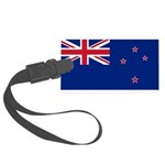 New Zealand.jpg Large Luggage Tag