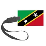 Saint Kitts and Nevis.jpg Large Luggage Tag