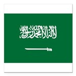 Saudi Arabia.jpg Square Car Magnet 3