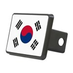 South Korea.jpg Rectangular Hitch Cover