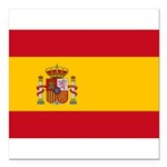 Spain.jpg Square Car Magnet 3