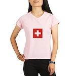 Swizterland.jpg Performance Dry T-Shirt