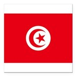 Tunisia.jpg Square Car Magnet 3