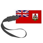 Bermuda.jpg Large Luggage Tag