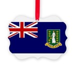 British Virgin Islands.jpg Picture Ornament